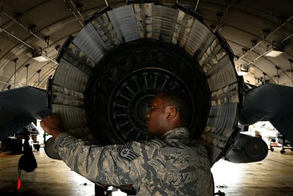 Air Force Aerospace Propulsion (2A6X1)