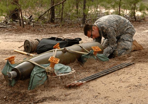 Air Force Explosive Ordnance Disposal 3E8X1