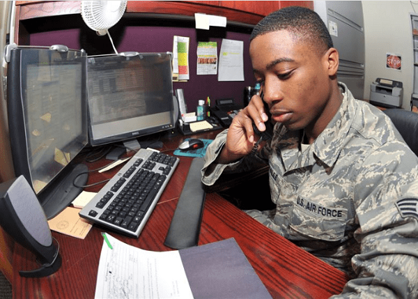 Air Force Knowledge Operations Management (3D0X1)