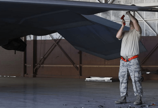 Air Force Low Observable Aircraft Structural Maintenance