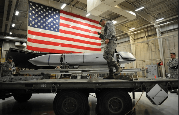Air Force Nuclear Weapons (2W2X1)