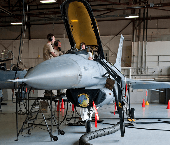 Fighter Aircraft Integrated Avionics