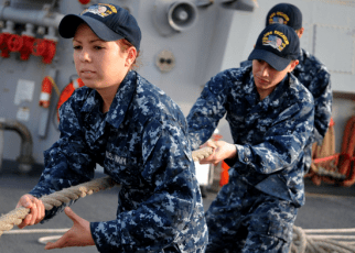 Navy Undesignated Seaman