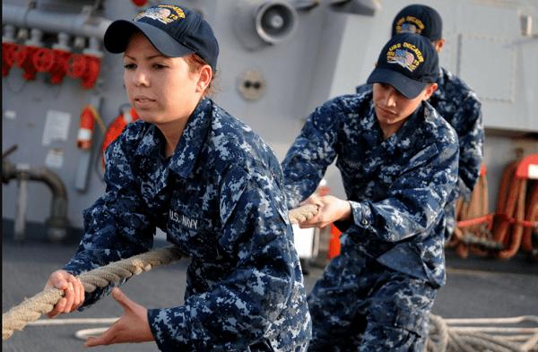 Navy Undesignated Seaman