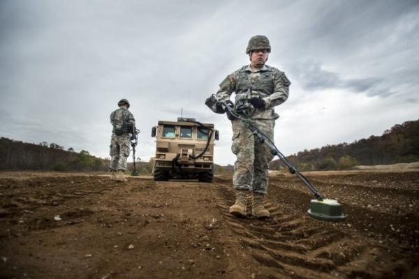 army combat engineer - mos 12b