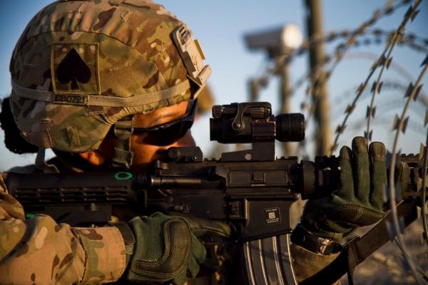 army infantryman - mos 11b
