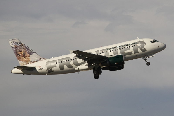 frontier airlines military discount