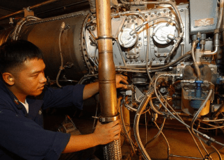 gas turbine systems technician