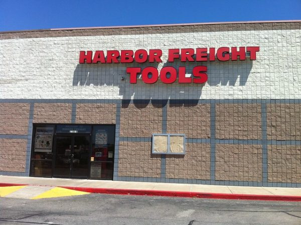 harbor freight military discount