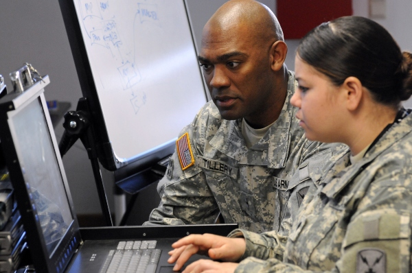 Army Cyber Operations Specialist - MOS 17C
