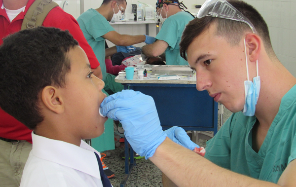 Army Dental Specialist