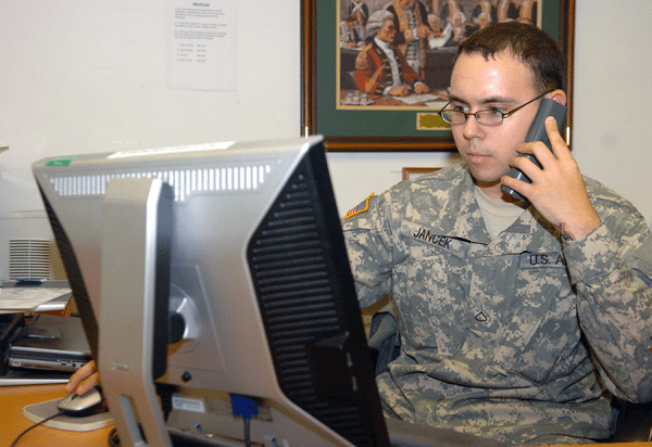 Army Paralegal Specialist (MOS 27D)