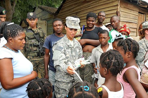 Army Preventative Medicine Specialist (MOS 68S)