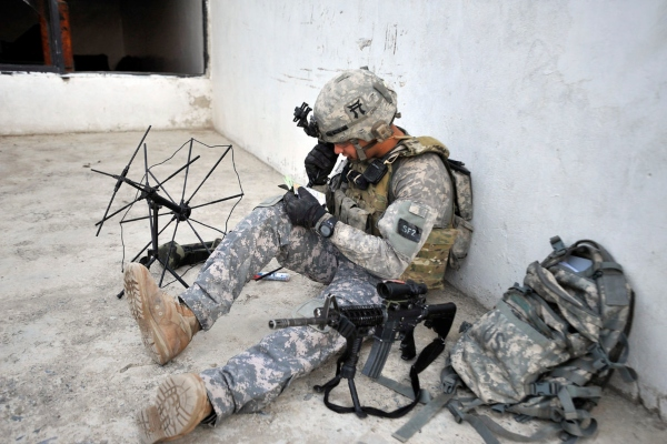 Army Radio and Communications Security Repair - MOS 94E