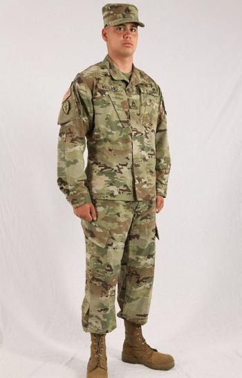 army combat uniform regulations 2019