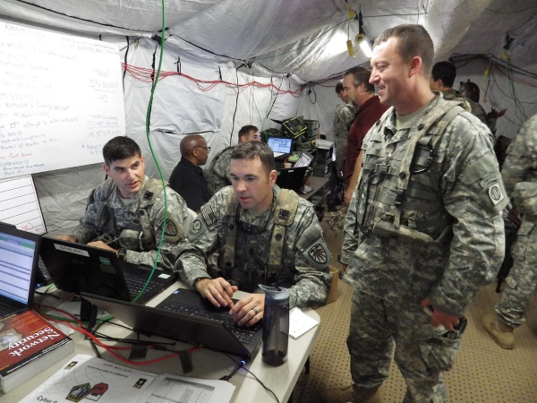 army cyber network defender - mos 25d