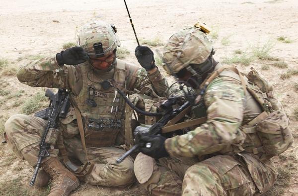 army radio operator mos 25c