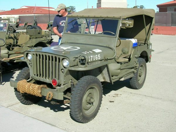 jeep 1940 willy