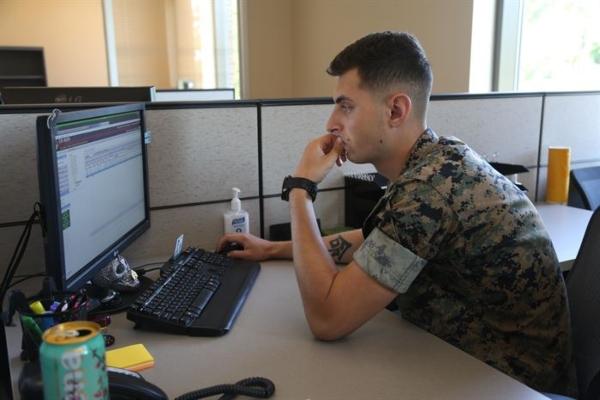 mos 0111 marines