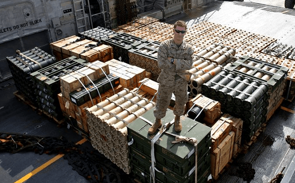 Ammunition Technician USMC