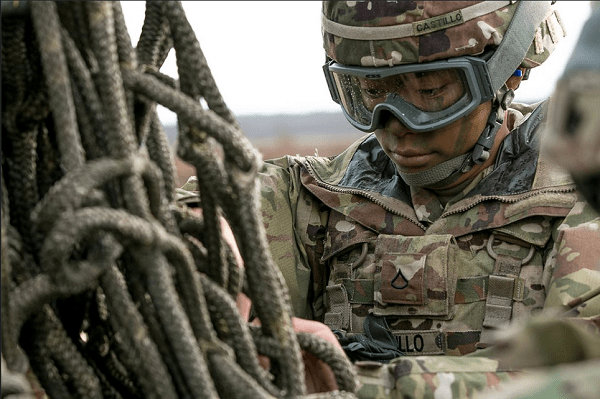 Army Automated Logistical Specialist