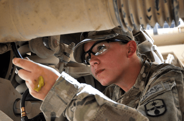 Army Motor Transport Operator (MOS 88M)