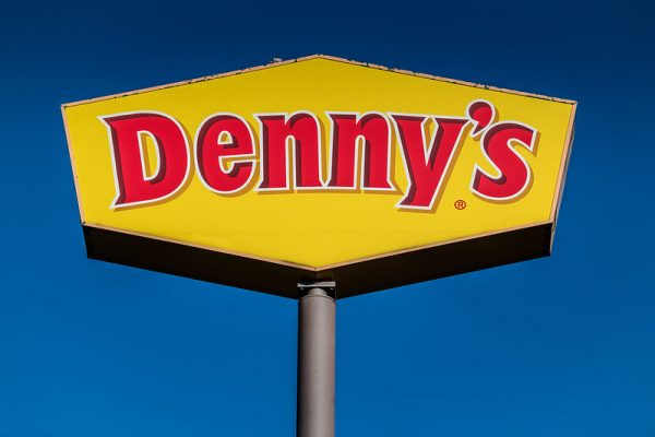 Dennys military discount