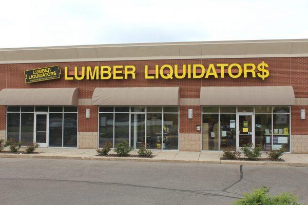 Lumber Liquidators location