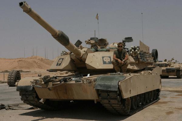 M1A1 Tank Crewman MOS 1812