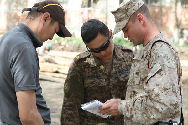 Marine Corps Combat Correspondent - MOS 4341