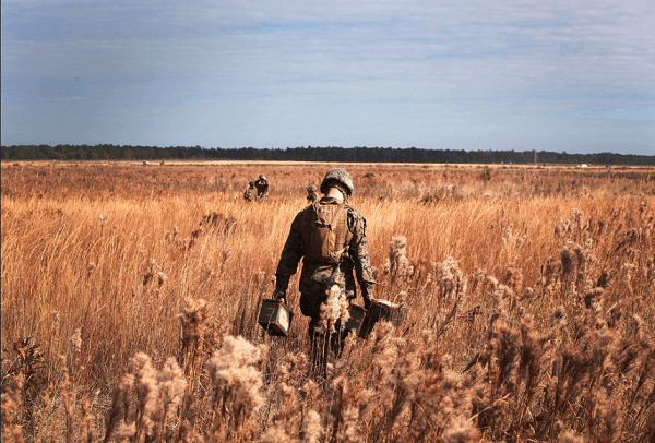 Marines Ammunition Technician