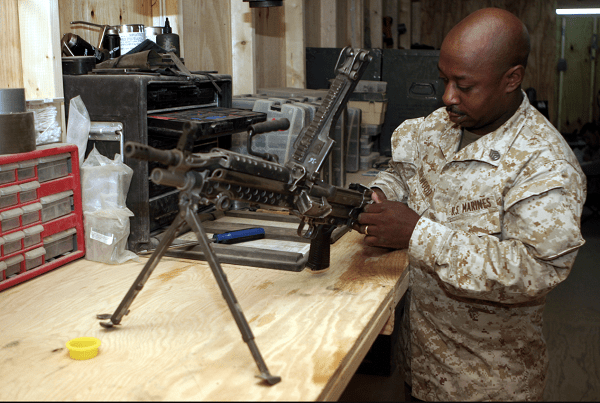 Marines Small Arms Repairer-Technician