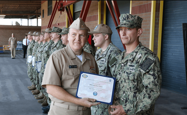 Navy Reenlist