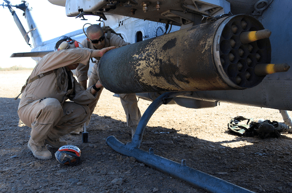 USMC Aviation Ordnance Systems Technician