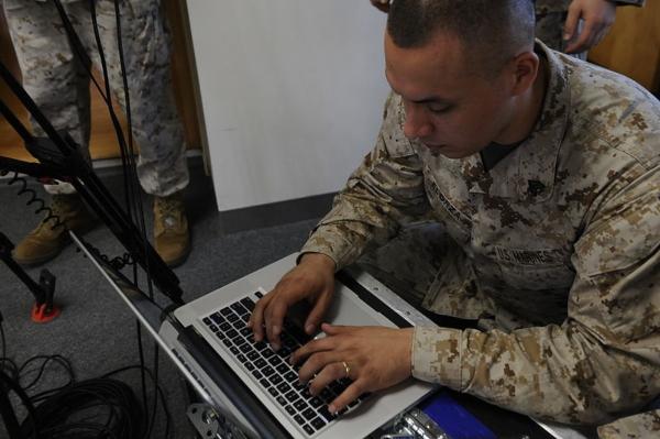 combat correspondent