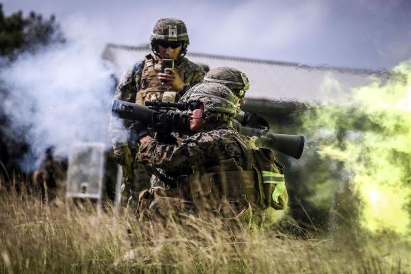 marine corps infantry company