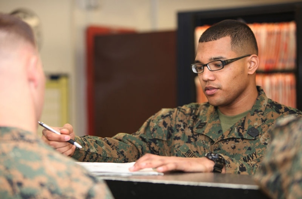 marine corps paralegal