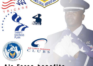 Air Force Reserve Benefits