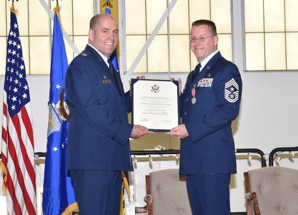 Air Force Reserve Retirement