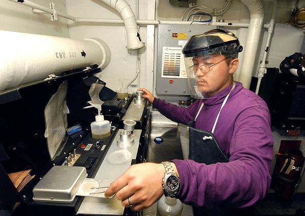 Aviation Boatswain's Mate Fuels (ABF)