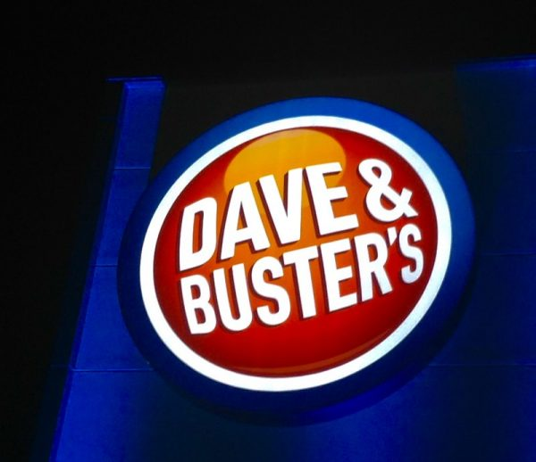 Dave and Busters Military Discount