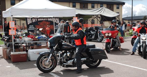 Harley Davidson Rolling Thunder