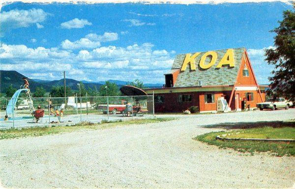 KOA Beaver Utah