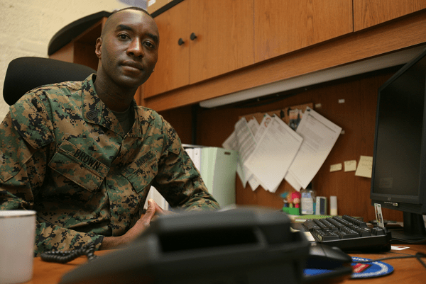 Marines Equal Opportunity Advisor