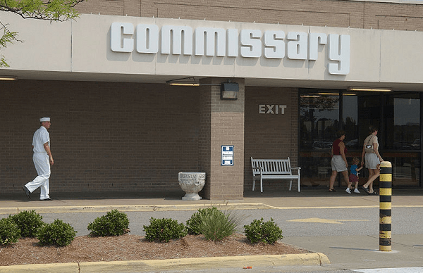 Navy Commissary