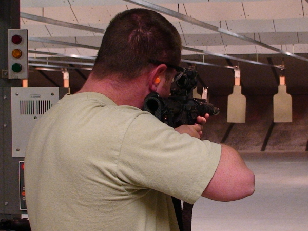 executive protection firearm training