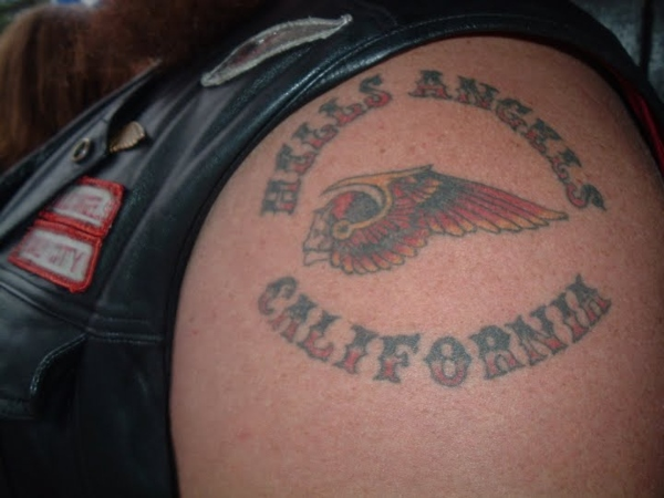 gang related military tattoos