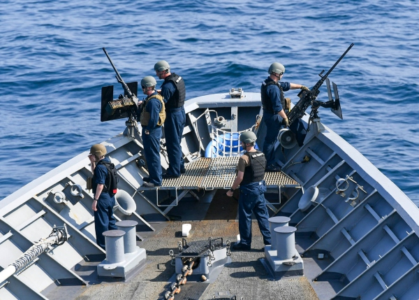 maritime security anti piracy jobs