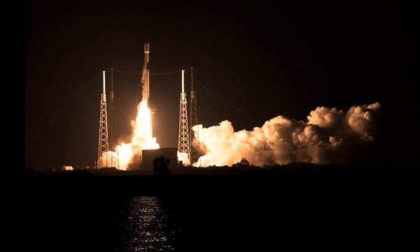 Air Force Satellite Launch
