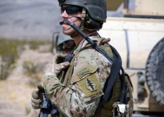 Army MOS 18X